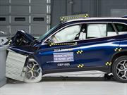 BMW X1 2016 alcanzó el Top Safety Pick+ del IIHS