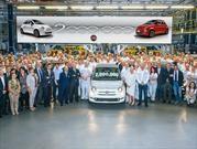 Fiat celebra la unidad dos millones del pequeño 500