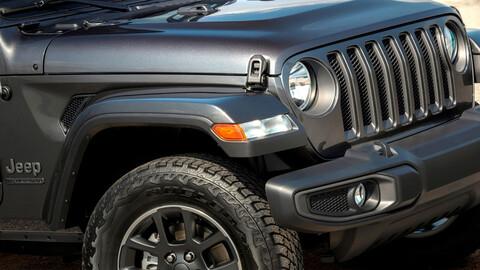 Jeep Wrangler y Gladiator 80 Aniversario 2021 llegan a México, celebración al dos por uno