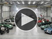 Aston Martin selecciona a sus mejores modelos históricos