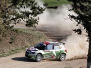 Skoda y Mikkelsen se Apoderan del Rally