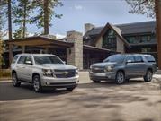 Chevrolet Suburban y Tahoe Premier Plus Special Edition 2019,SUVs con mucho poder
