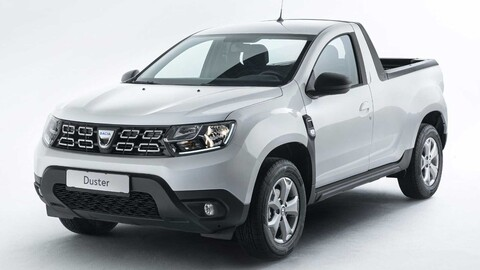 Dacia Duster Pick-up, la nueva Renault Oroch