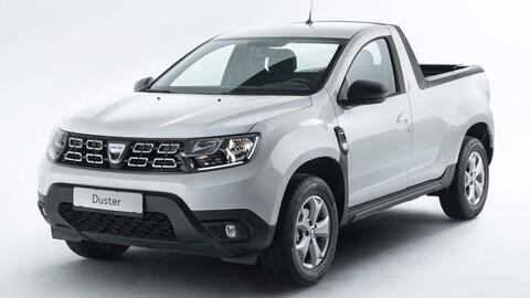 Duster pick-up 2021, ¿Estamos ante a renovación de la Renault Oroch