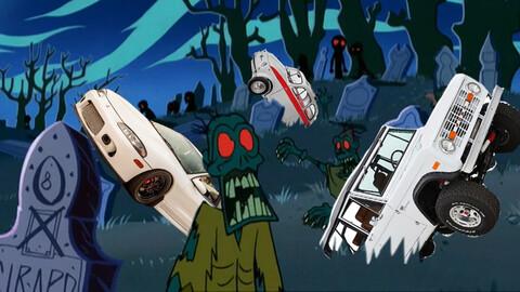 Resurrecciones automotrices: a veces santo, a veces zombie