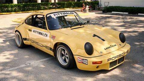 Se vende un Porsche 911 Carrrera de 1974 que perteneció a Pablo Escobar