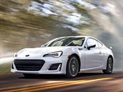 Subaru BRZ 2017: Mejoras estéticas y mecánicas