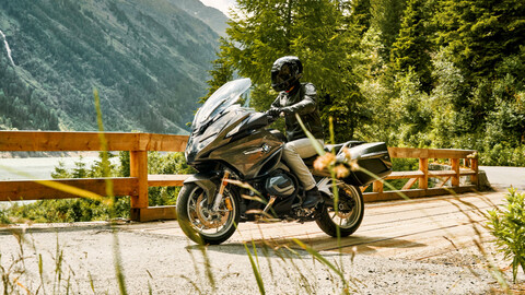 BMW R1250 RT en Chile: el ícono de la aventura se renueva