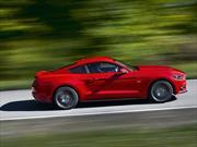 Concurso: Viaja al Salón de Detroit para conocer al Ford Mustang 2015