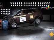 Hyundai Creta obtiene 4 Estrellas en pruebas de impacto de Latin NCAP