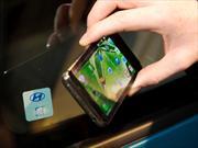 Smartphones, las llaves del futuro en el planeta Hyundai