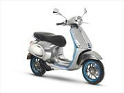 Vespa Elettrica, scooter para la movilidad amigable con el medio ambiente