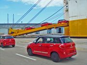Fiat 500L desembarca en Norteamérica