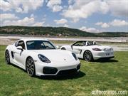 Porsche Boxster y Cayman GTS 2015 llegan a México