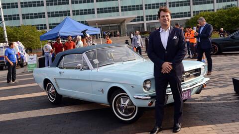 El futuro CEO de Ford podría devolverla a sus raíces