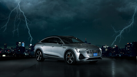 Audi E-tron Sportback 2021 a prueba, su único pero, está en la infraestructura de carga