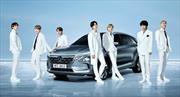 BTS promoverá la tecnología de Hyundai sobre propulsión con hidrógeno