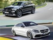 Mercedes-Benz Clase C 63 S AMG Coupé y GLC 43 AMG se lanzan en Argentina