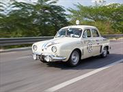 Renault Dauphine 1093 gana el Rally Maya 2015