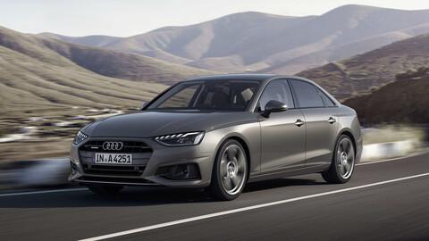 Audi A4 y S4 2020 en Chile, el facelift de los 25 años ya está en el país