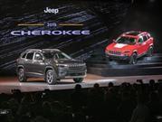 Jeep Cherokee 2019, nuevo rostro y un inédito motor turbo