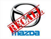 Recall de Mazda a 575,000 unidades