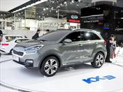 Kia KX3: Prototipo se presentó en el Salón de Guangzhou