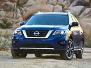 Nissan Pathfinder 2017, cinco estrellas en pruebas de la NHTSA