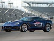 El Chevrolet Corvette ZR1 es el Pace Car de las 500 Millas de Indianapolis