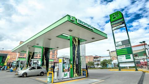 Dynamax, combustible más ecológico