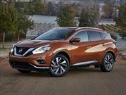 Nissan Murano 2017 tiene un precio inicial de $29,740 dólares