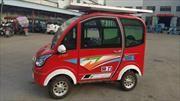 Chang Li es el coche eléctrico más barato del mundo y lo puedes comprar por Alibaba