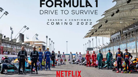 F1 Drive to Survive tendrá cuarta temporada