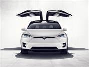 Tesla Model X 2017 obtiene cinco estrellas en pruebas de la NHTSA