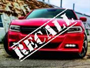 Llamado a revisión de 504,000 unidades del Dodge Charger