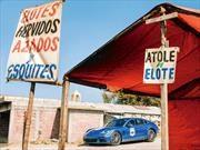 Porsche festeja el 30 aniversario de la Carrera Panamericana