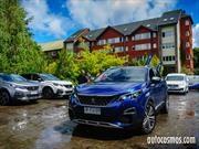Probando el Peugeot 3008 2017