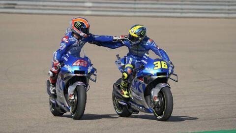 MotoGP 2020: Mir y Suzuki, cerca de la corona
