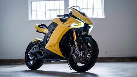 Damon Hypersport, la moto eléctrica perfecta para la casa