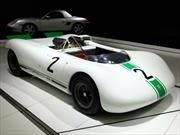 Porsche 909 BergSpyder, obsesión por el peso