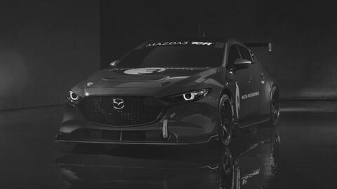 Mazda cancela el proyecto deportivo que tenía con el Mazda3 TCR