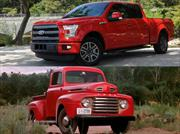 Ford F-Series: diferencias entre la primera y nueva generación