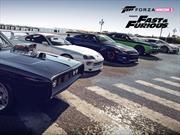 Forza Horizon 2, con los carros de Rápidos y Furiosos 7