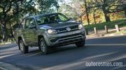Test drive Volkswagen Amarok V6 Comfortline