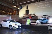 GM inicia producción de Chevrolet Sonic en Ramos Arizpe