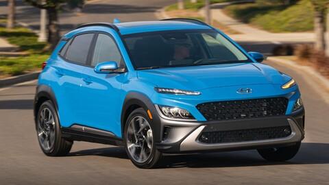 Hyundai Kona 2022, mejoras estéticas y de performance