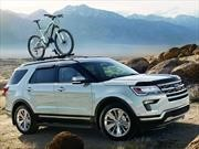 Ford Explorer 2019, SUV recargada de tecnología y confort