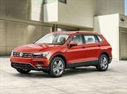 Volkswagen Tiguan Allspace 2018, la nueva generación