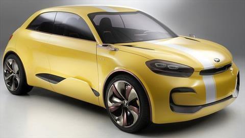 KIA Urban EV, el primer city car eléctrico de la firma coreana ya se encuentra en desarrollo