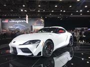 Toyota Supra 2020, al fin está de regreso